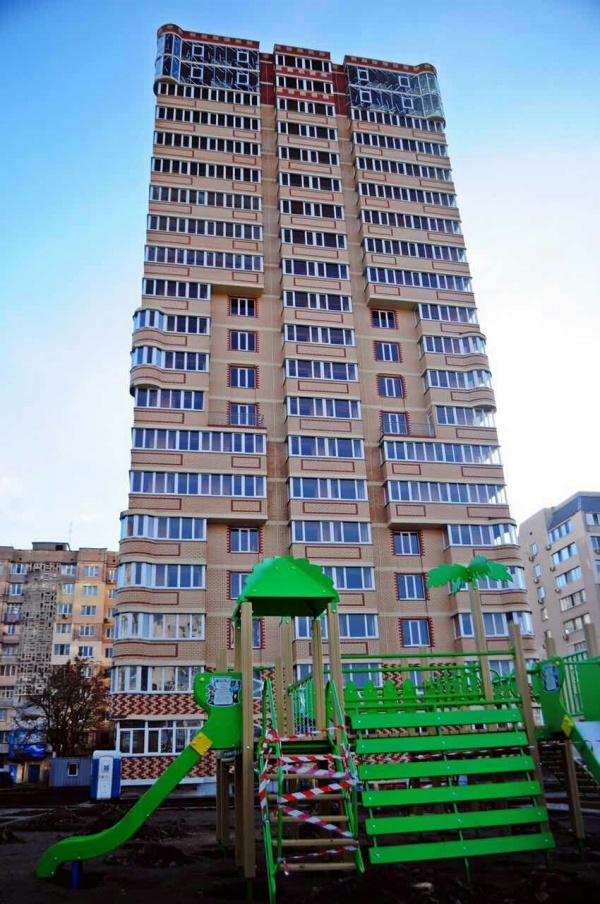 Жилой комплекс Дом на Днепродороге 21, фото номер 2